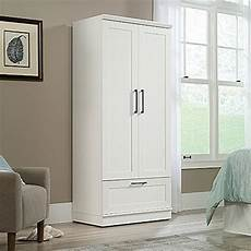 soft white wardrobe storage cabinet 423973 the home depot