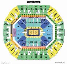 Usair Arena Seating Chart Oracle Arena Seating Chart Seating Charts Amp Tickets