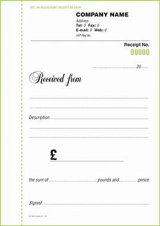 Free Receipt Book Template by Free Receipt Books Templates Custom Receipt Books Only 163 60
