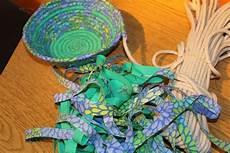 how to make a fabric basket bowl tutorial crafty gemini