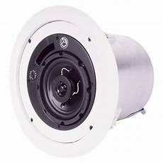 atlas sound fap42t ul2043 4 quot 2 way speaker w 16 watt 70