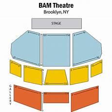 Bam Gilman Seating Chart Brooklyn Academy Of Music Bam Harvey Theater Brooklyn