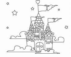 Ausmalbilder Prinzessin Schloss Kostenlos Wellcome To Image Archive Gratis Ausmalbilder Schloss
