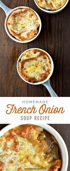Light Onion Soup Recipe Easy French Onion Soup Recipe She Wears Many Hats
