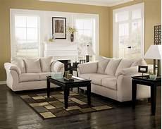furniture living spaces darcy sofa loveseat