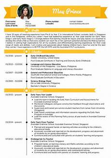 New Teacher Resume Examples Resume Examples By Real People Teacher Resume Example