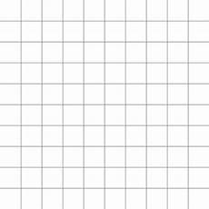 Blank Grid Template Sample Creative Paper For Nift Entrance Exam