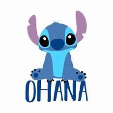 stitches ohana disney s lilo and stitch ohana stitch kawaii etsy