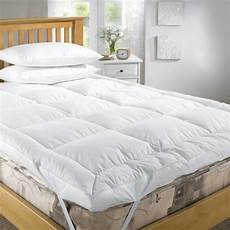 everything you need to about feather bed topper