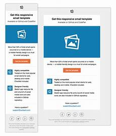 How To Create Email Html Template Email Templates By Konsav
