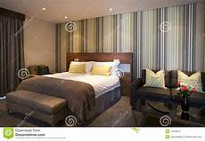 da letto lussuosa serie di da letto lussuosa fotografia stock