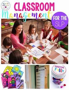 classroom management classroom management ideas for the slp speech peeps