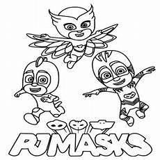 Pj Mask Malvorlagen Free Pj Masks Zum Ausdrucken 1ausmalbilder