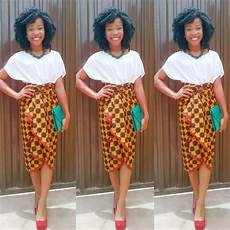 African Wrapper Designs The One Outfit Style Every African Woman Is Craving To