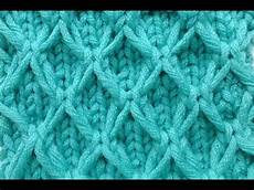knit with elizzza mesh pattern with slip stitches