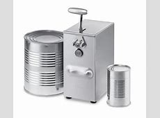 One and Two Speed Electric Can Openers