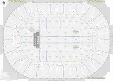 Huntington Center Seating Chart With Seat Numbers Honda Center Detailed Seat Amp Row Numbers End Stage