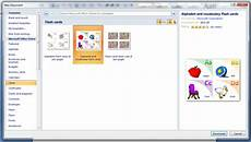 Flash Cards Words How To Create Flashcards In Microsoft Word Tip Reviews