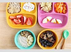21 Healthy Toddler Breakfast Ideas (Quick & Easy for Busy
