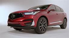 2019 acura rdx concept 2019 acura rdx debuting in detroit with sharp new looks