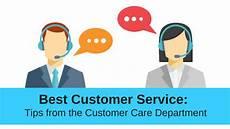 Customer Service Representative Tips Best Customer Service Tips From The Customer Care