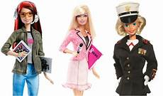 Barbie Jobs Barbie S Coolest Jobs Through The Years From Astronaut To