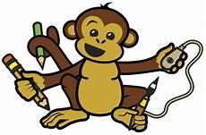 Monkey Design Renaissance Monkey Design Illustration Print Amp Web Design
