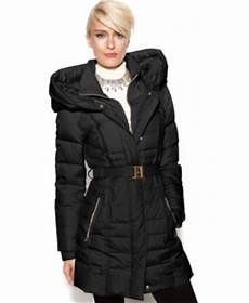 kensie coats for neumaticos kensie coat hooded quilted belted puffer 149 99