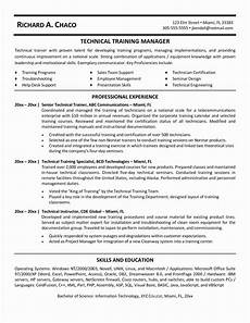 Employee Resume 14 Resume Training New Employees Samples Resume Database