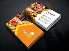 Product Card Templates Fast Food Business Card Template 000511 Template Catalog