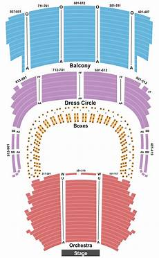 Usher Hall Seating Chart Severance Hall Tickets Cleveland Oh Severance Hall