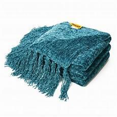 dozzz luxury decorative throw blanket sofa
