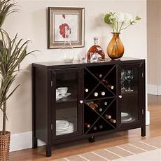 new bar storage holds 16 bottles wine rack wooden