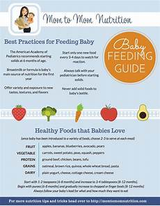 Baby Feeding Guide The Complete Guide To Starting Solids To Nutrition
