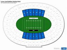 Cotton Bowl Seating Chart Rows Lower Level Sideline Cotton Bowl Football Seating