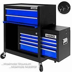 Stier Werkzeug Gardena by Masko 174 Werkstattwagen Inkl Koffer 9 F 228 Cher Blau