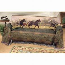 Western Sofa Cover 3d Image by Horses Sofa Cover New Sofa Covers Give Your Living