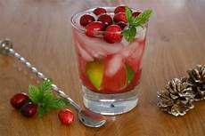 cranberry mojito recipe dishmaps