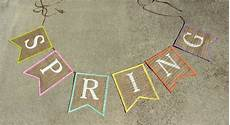 Diy Banner Template Diy Spring Burlap Banner With Free Banner Template The