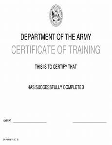 Army Certificates Of Training Da Form 87 Fill Online Printable Fillable Blank