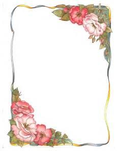 scaricare cornici per foto gratis immagini di cornici floreali per documenti word
