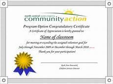 Powerpoint Certificate Of Appreciation Ppt Program Option Congratulatory Certificate A