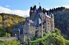 Historical Castles Burg Eltz Castle In Germany Historic European