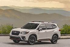 the 2019 subaru forester 2019 subaru forester drive review autotrader