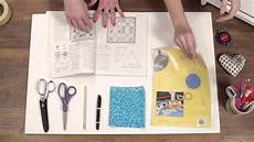 How To Make Templates Quilty How To Make Your Own Quilt Templates Youtube