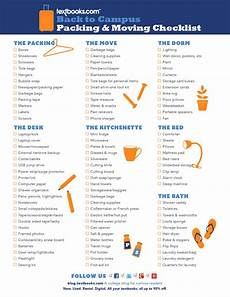 Packing To Move Checklist 8 Packing And Moving Tips For Back To School