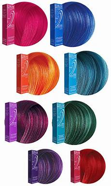 Ion Hair Color Chart Ion Color Brilliance