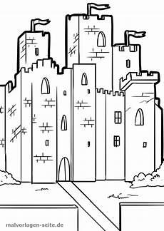 Malvorlagen Ritterburg Malvorlage Ritterburg Ritter Burg Ausmalbilder