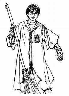 harry potter coloring pages to and print for free