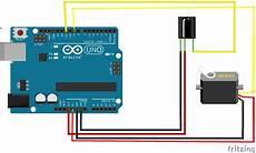 Arduino Servo Motor Control Servo Motor Control With Remote Arduino Project Hub